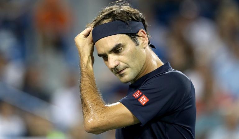 Roger Federer Cincinnat: Federer venció a Wawrinka y avanzó a semifinales en Cincinnati