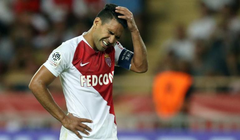 Falcao Penal Mónaco Lille: Falcao falló un penal en el empate del Mónaco ante el Lille