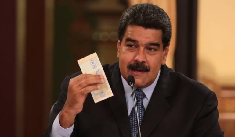 Nuevas medidas económicas para Venezuela.: Maduro anunció nuevas medidas económicas para Venezuela