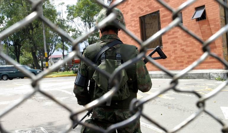 Soldado herido tras atentado en Arauca.: Un soldado herido en Arauca tras ataque con armas de fuego