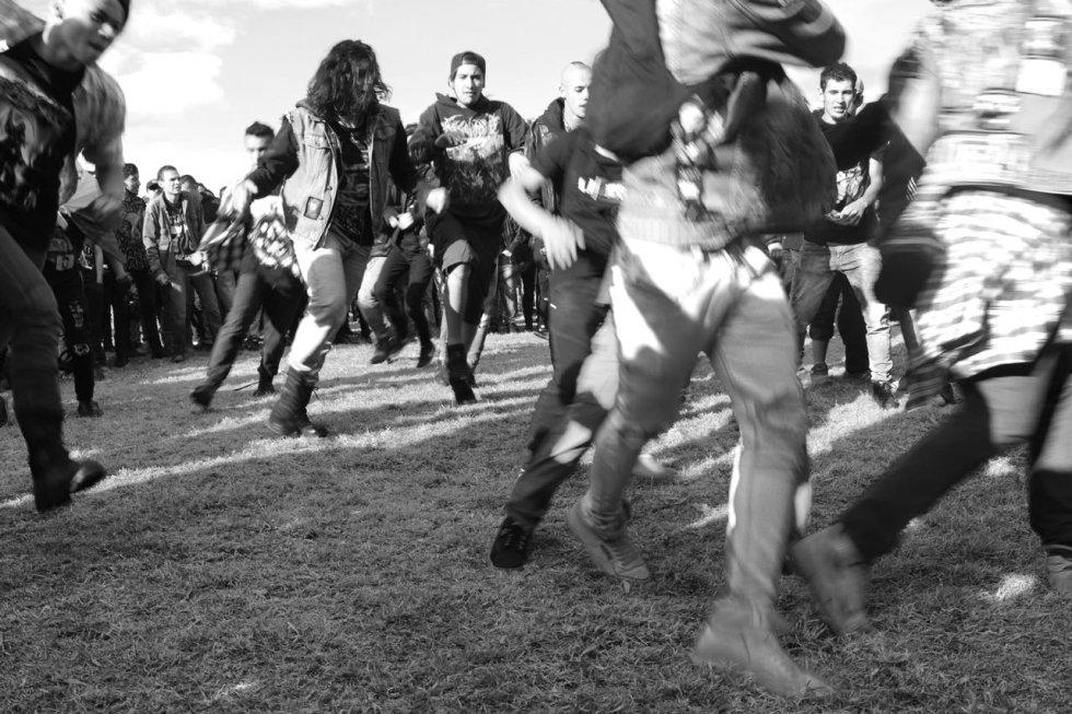 Festival musical: El poder del pogo se toma Rock al Parque