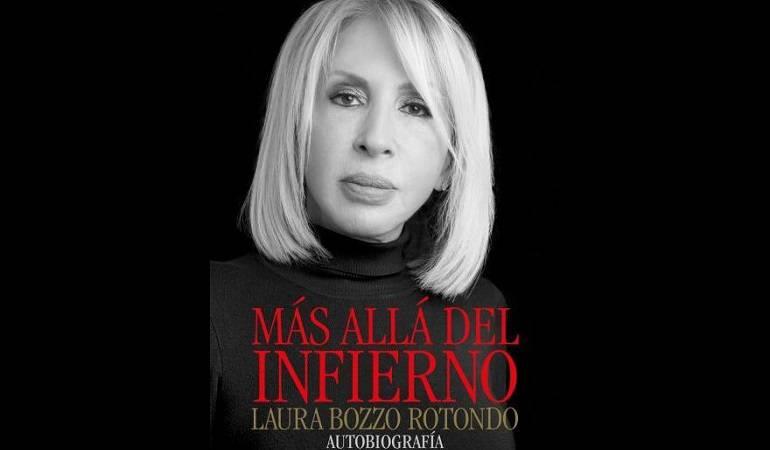 """Caso cerrado: Laura Bozzo presenta su autobiografía """"Más allá del infierno"""""""