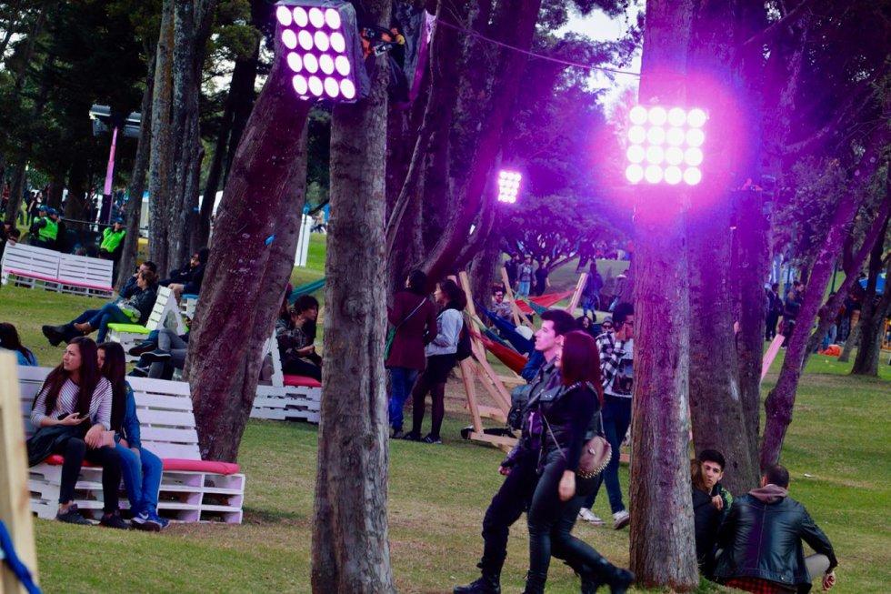 Rock al Parque: El rock no solo se viste de negro