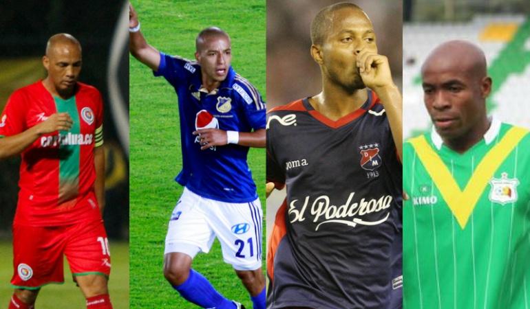 Torneo Águila, Campeones: Jugadores que triunfaron en la Liga y hoy terminan su carrera en la B