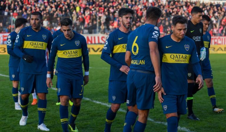 Boca perdió liderato 617 días: 617 días después, Boca dejó de ser líder del fútbol argentino