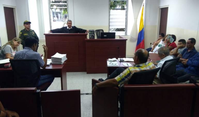 """Bus marihuana: Medida de aseguramiento para implicados en caso de """"Narcobus"""""""