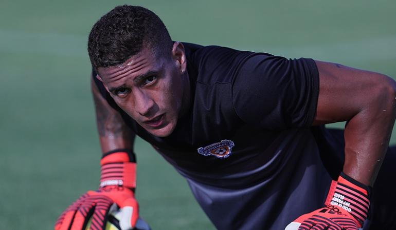 """Cristian Bonilla, Fútbol Árabe, Al-Fayha, Selección Colombia: Bonilla: """"Estar en el Medio Oriente puede que me acerque a la Selección"""""""