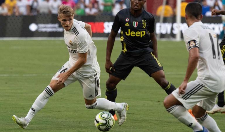 Real Madrid Martin Odegaard Vitesse: Real Madrid cede al noruego Martin Odegaard al Vitesse de Holanda