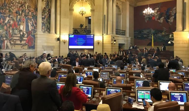 Congreso de la República: C. Democrático acatará la decisión del Congreso para elección de Contralor