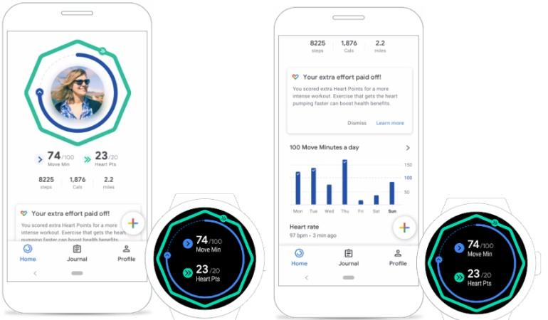 Aplicaciones vida saludable: Cambios pequeños y saludables de la mano de Google Fit