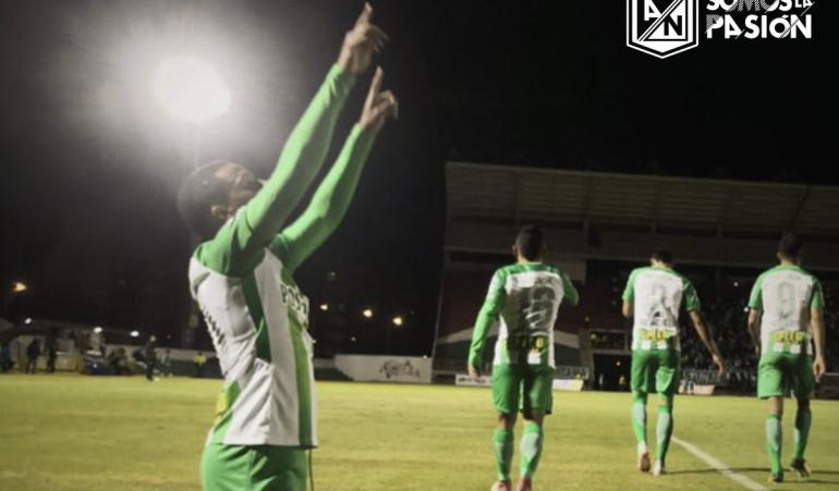 Nacional Copa Águila: Nacional es el primer clasificado a los cuartos de final de la Copa Águila