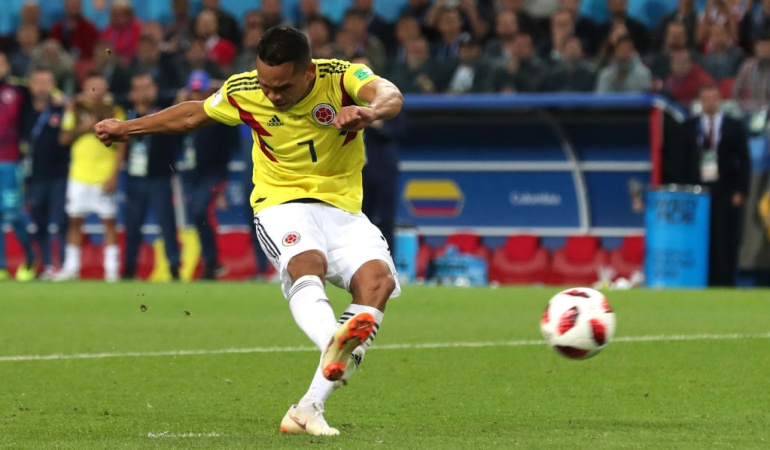 """Carlos Bacca penal Selección Villarreal: Bacca: """"Si me toca cobrar otro penal con la Selección, lo volveré a hacer"""""""