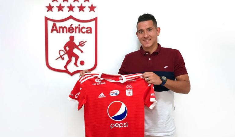 Daniel Buitrago América: América confirmó a Daniel Buitrago como su nuevo jugador