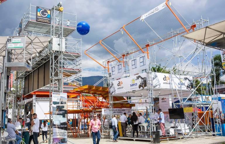10 razones de que EXPOCAMACOL es la feria más importante de la construcción