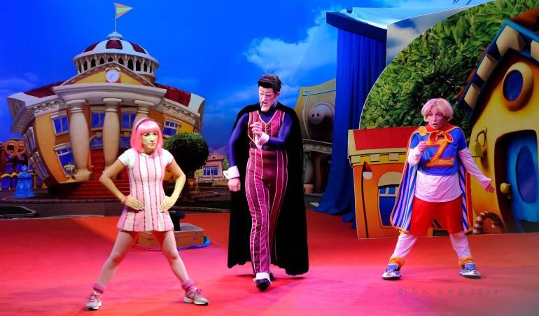 Series infantiles: Falleció Stefan Karl Stefansson, conocido como el villano de 'Lazy Town'
