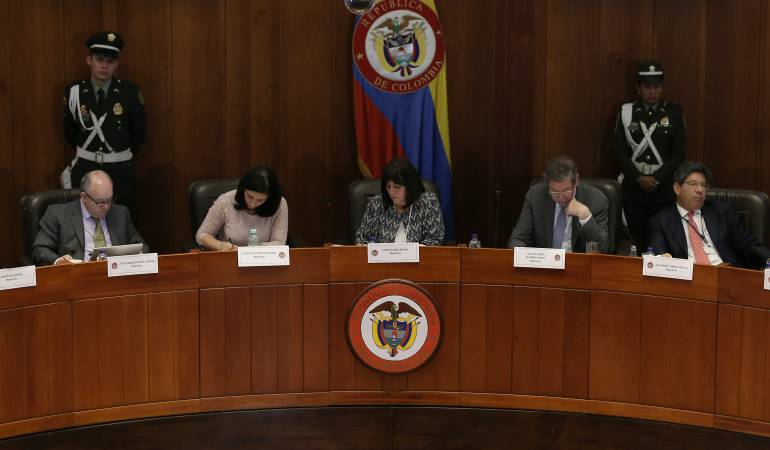 Competencias de la JEP: JEP tendrá competencia en algunos delitos cometidos tras el acuerdo de paz