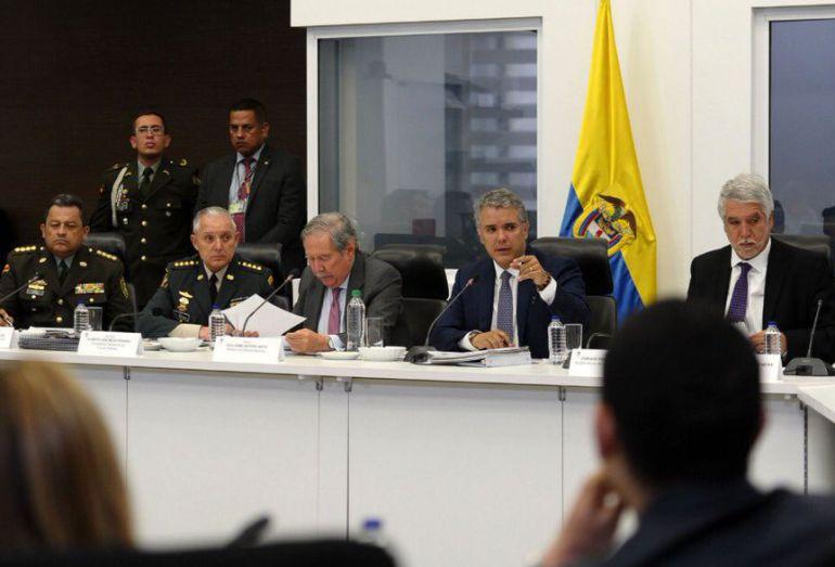 Duque anuncia medidas contra el microtráfico: Habrá confiscación de cualquier dosis de droga: presidente Duque