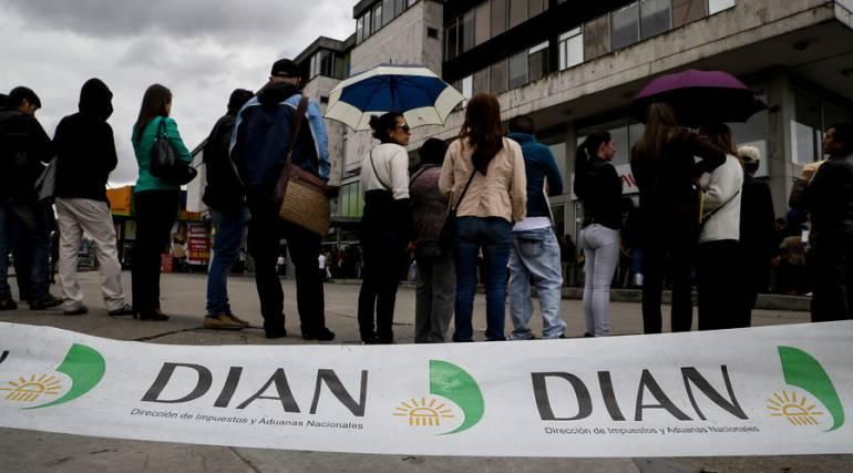 Declaración de renta: Sindicato de la Dian rechaza aumento de impuestos a personas jurídicas