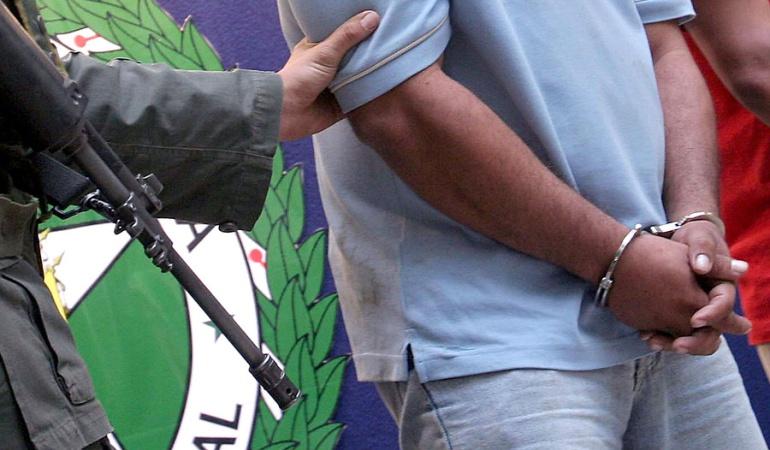 Capturas ELN: Capturado presunto cabecilla del Eln en el Catatumbo