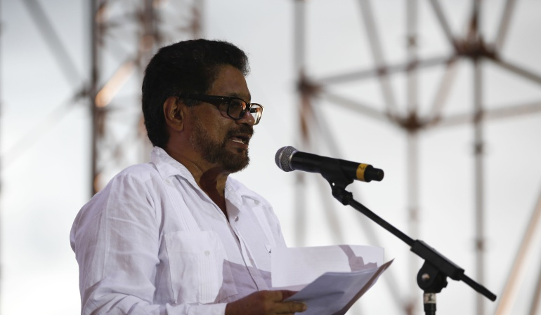 Iván Márquez: Ejército verifica si Iván Márquez salió hacia Venezuela por Vichada