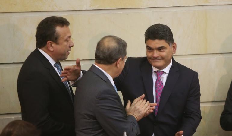 Propuesta salario mínimo Uribe: Eljach: Proyecto de Uribe para subir salario necesita aval de Duque