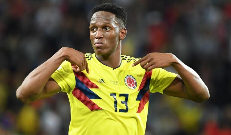 Yerry Mina, Everton, Selección Colombia: ¡Malas noticias! Yerry Mina no debutará con Everton hasta el próximo mes