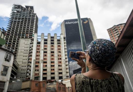 Daños temblor Venezuela.: Rascacielos en Caracas no representa riesgos tras sismo, dicen autoridades
