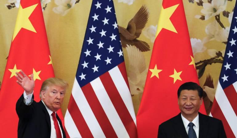 Guerra comercial: Nueva batalla en guerra comercial entre EEUU y China