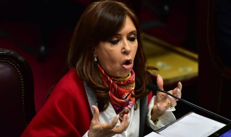 Ex presidente de Argentina: Avanza allanamiento a propiedades de Cristina Fernández