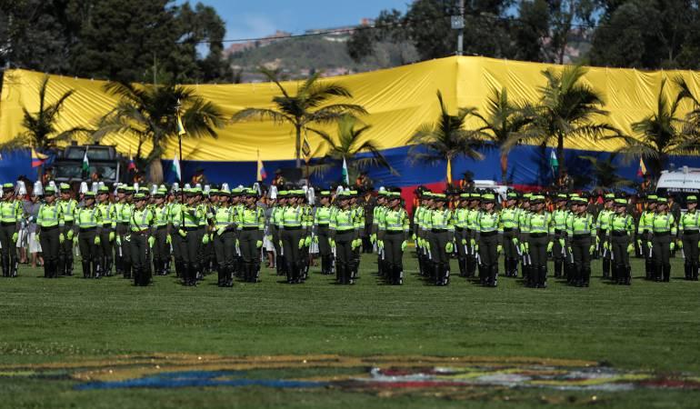 Consulta Anticorrupción.: 30.000 policías para la seguridad durante la consulta Anticorrupción