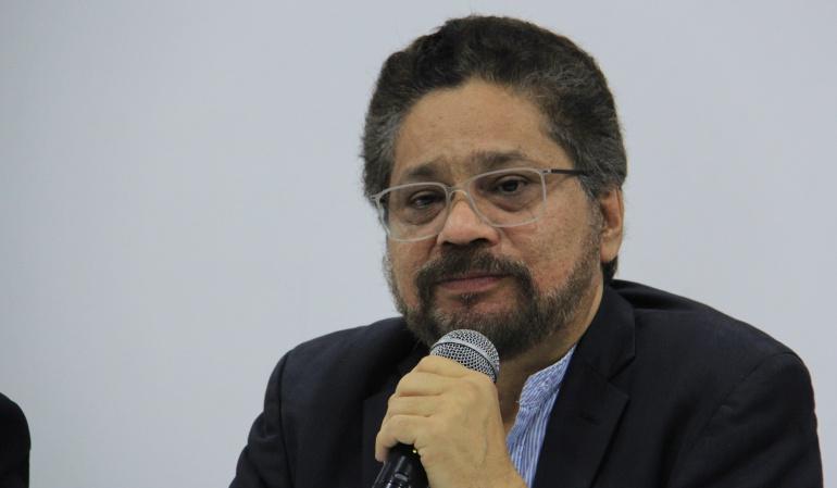 Caso Iván Márquez: Misión de la ONU verificaría proceso de reincorporación de Iván Márquez