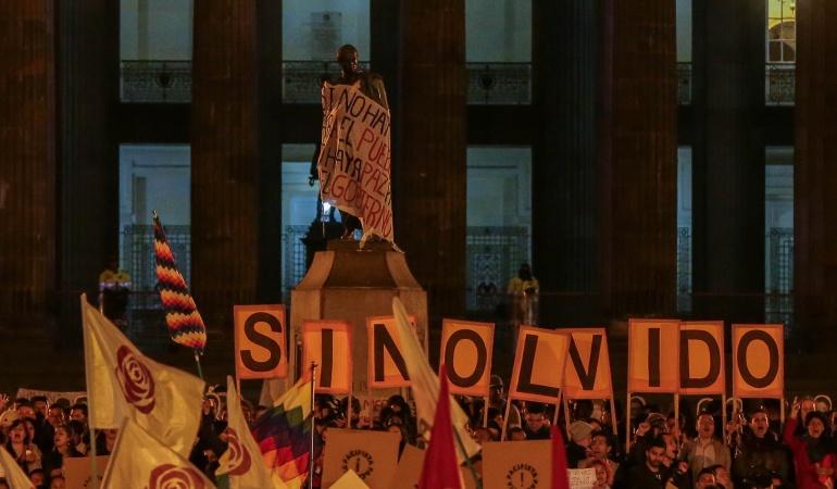 Asesinato de líderes sociales: Defensoría revela alarmante cifra