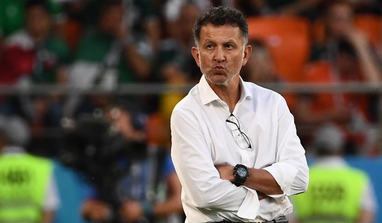 Juan Carlos Osorio, Selección de Paraguay, Selección Colombia: Osorio habría firmado un preacuerdo para dirigir la selección de Paraguay