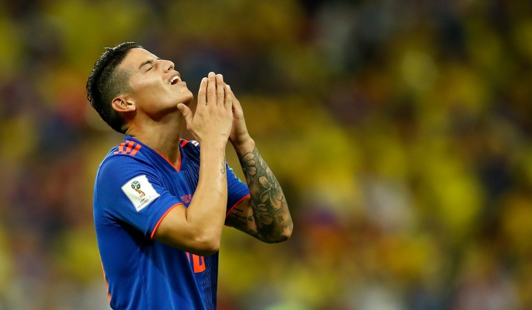 Selección Colombia, James Rodríguez, Amistosos, Venezuela, Argentina: Ospina y Falcao estarán en los amistosos; James no será convocado