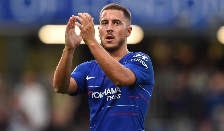 Eden Hazard, Chelsea: Chelsea confirmó que Eden Hazard no saldrá del club