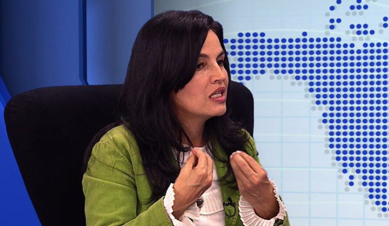 Políticos en la justicia: Sofía Gaviria propone constituyente para no tener políticos en la justicia