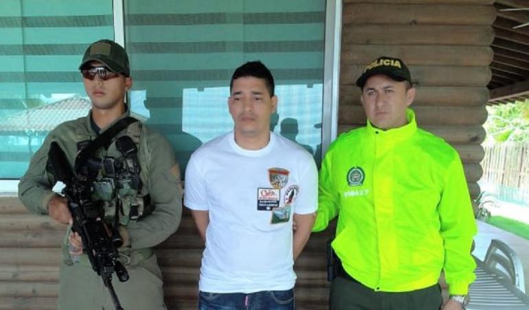 Cambio de cárcel de miembro de la oficina de Envigado: En cárcel de máxima seguridad de Valledupar fue recluido alias Pichi