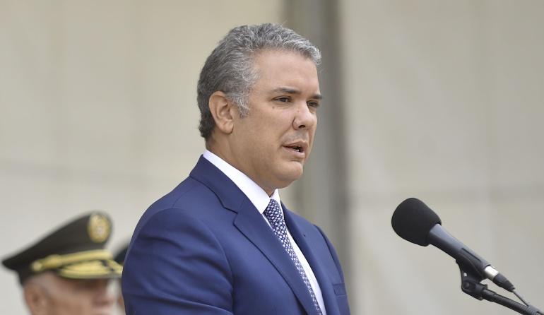 Venezolanos en Colombia: Duque: Si dictadura en Venezuela no se acaba, la migración no se detendrá