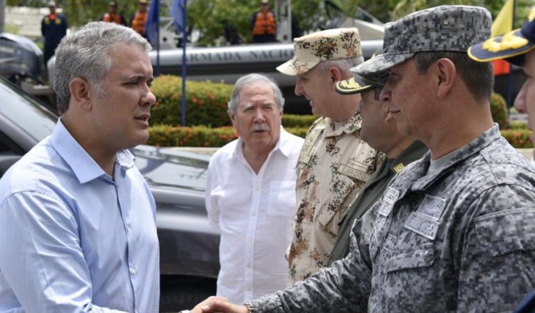 Captura de cabecillas del clan del golfo: Presidente Duque reportó la captura de dos cabecillas del Clan del Golfo