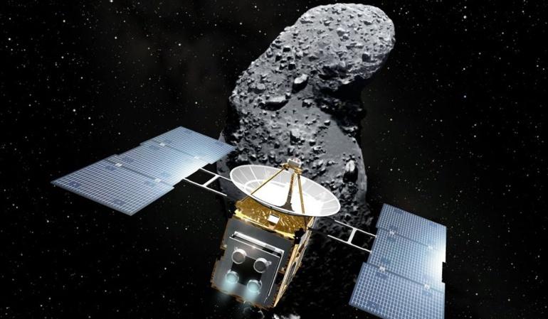 Un asteroide es un cuerpo rocoso, carbonáceo o metálico más pequeño que un planeta y mayor que un meteoroide. Asteroide 'potencialmente peligroso' puede llegar a la tierra el  29 de agosto.