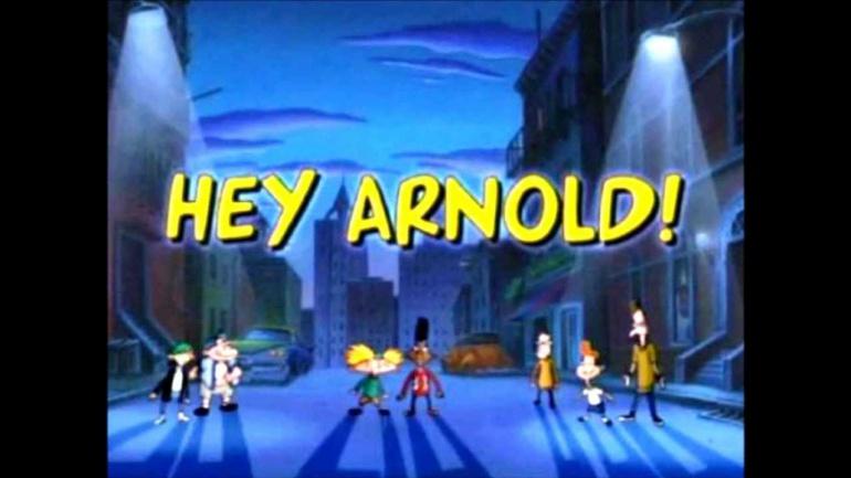 ¡Hey Arnold! Es un niño soñador e idealista y siempre trata de ver lo mejor de la gente y hacer lo correcto.