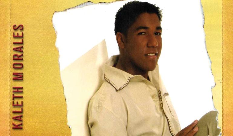 Kaleth Morales y apodado El Rey de la Nueva Ola, fue un cantante y compositor colombiano de música vallenata.