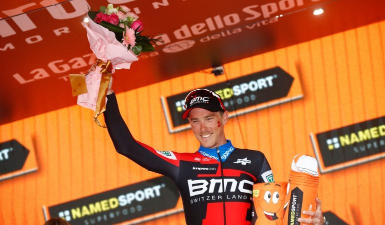 Etapa 1 Vuelta a España: Rohan Dennis se llevó la CRI; Nairo, el mejor colombiano