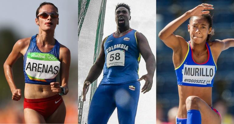 campeonato iberoamericano de atletismo: Colombia se luce con 3 oros en segunda jornada de Iberoamericano 2018