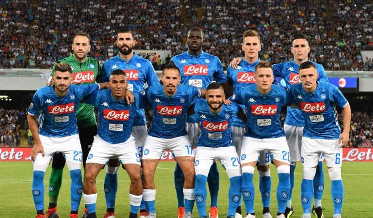 milan napoli david ospina: David Ospina debuta con triunfo en el Napoli que vence al Milan