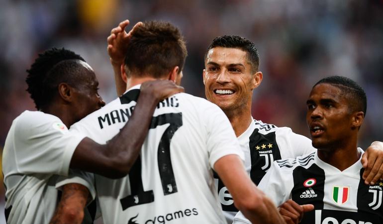 Juventus, Serie A, Juan Fernando Cuadrado: Sin Cuadrado, Juventus venció 2-0 a Lazio, en la Liga de Italia
