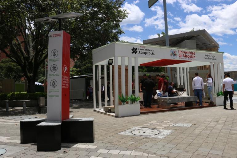 La Universidad de Medellín también está en EXPOCAMACOL 2018