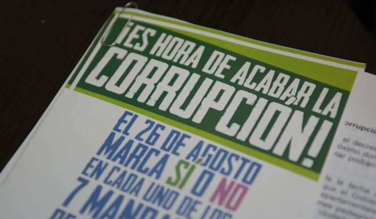 Consulta Anticorrupción: El escrutinio de la Consulta Anticorrupción está garantizado: CNE