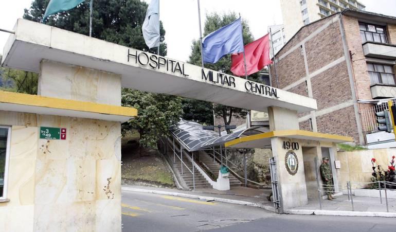 Fiscalía será la que determine si hubo irregularidades: Hospital Militar