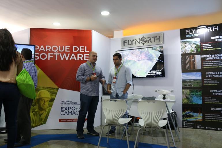 Flynorth trae la fotogrametría a EXPOCAMACOL